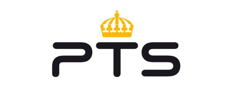 PTS digital delaktighets logga