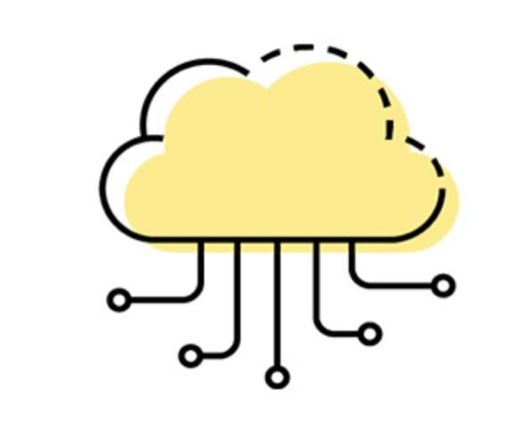 Moln tech icon