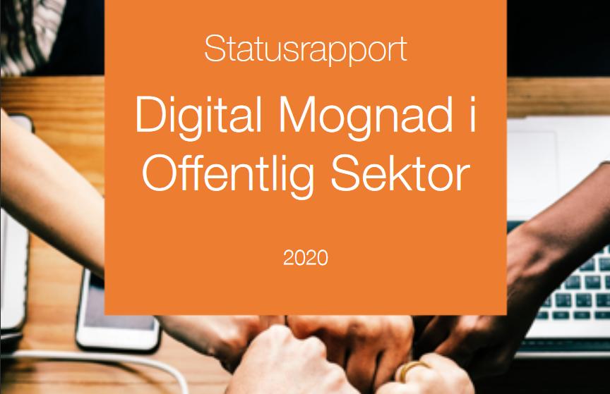 Rapporten Digitala mognad inom offentlig sektor