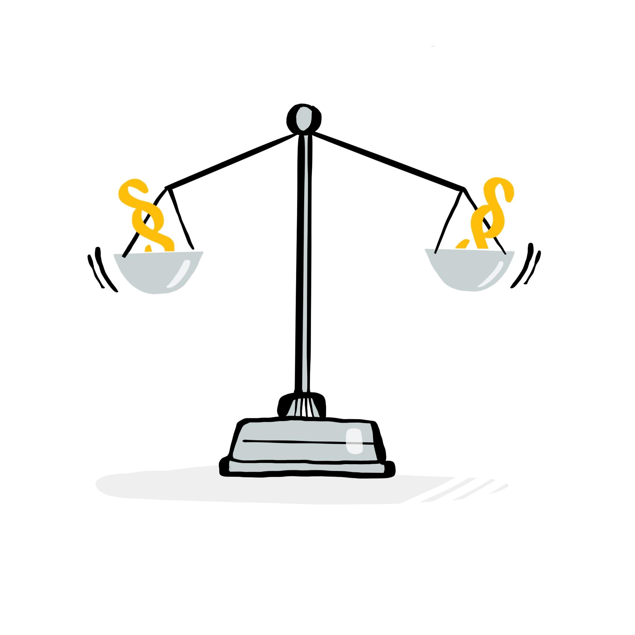 Balansen i juridik, dataskydd och möjligheter med teknik