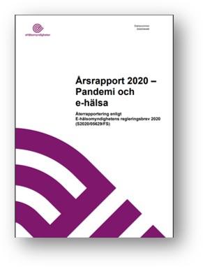 Årsrapport 2020 – Pandemi och e-hälsa