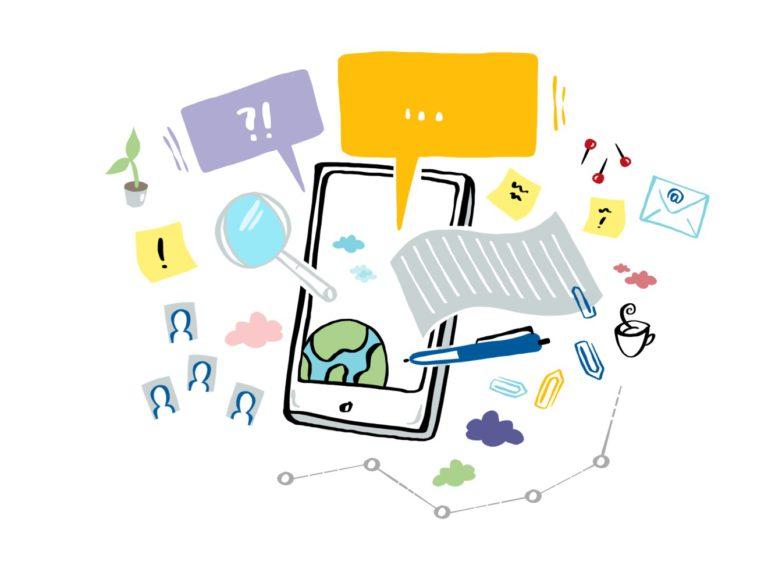 Digitala tjänster och kommunikation