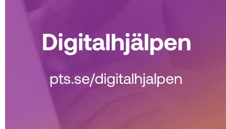 Digitalahjälpen pts.se/digitalahjalpen