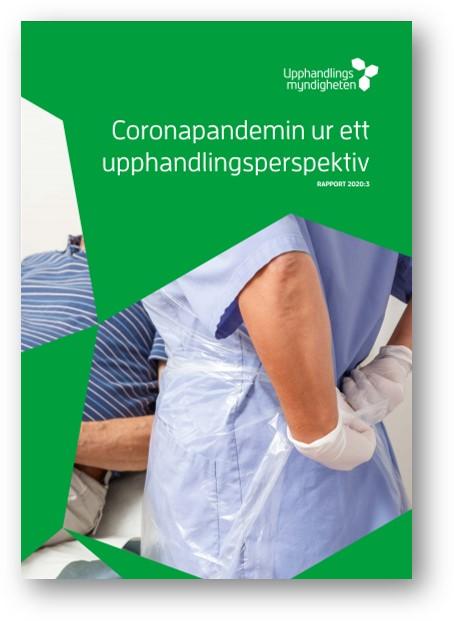Coronapandemin ur ett upphandlingsperspektiv