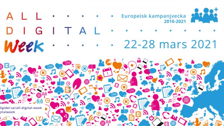 All Digital Week 22 - 28 mars