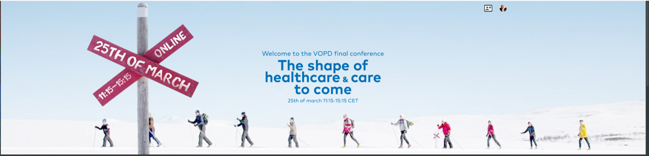 The shape of healthcare and care to come