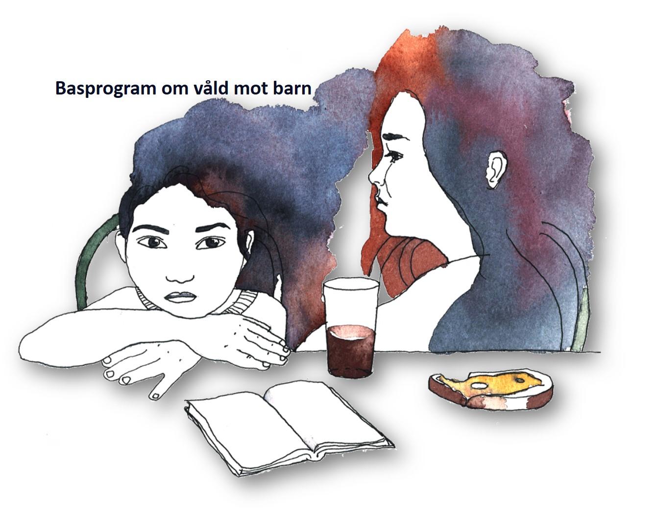 Basprogram om våld mot barn