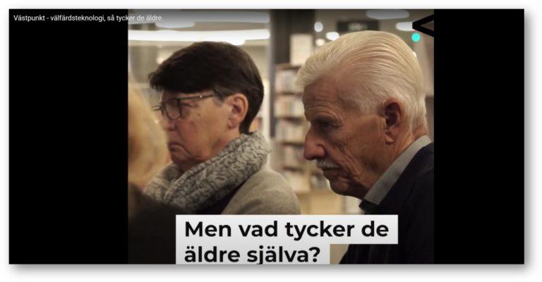 Men vad tycker de äldre själva? Västpunkt