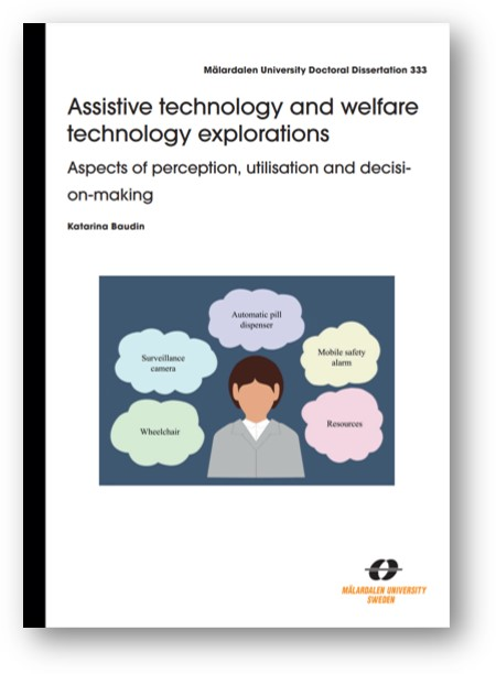 Assistive technology and welfare technology explorations: Aspects of perception, utilisation and decision-making