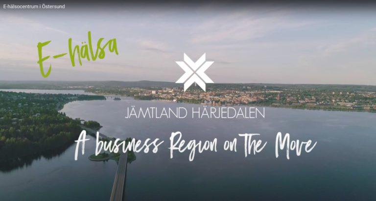 e-hälsocentrum region Jämtland Härjedalen
