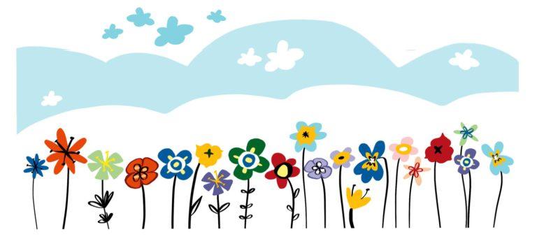 Många blommor blommar - alla behövs