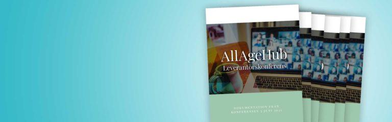 Dokumentation från vAllAgeHubs leverantörskonferens